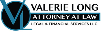 Return to Valerie G. Long, Attorney at Law, Legal and Financial Services LLC Home
